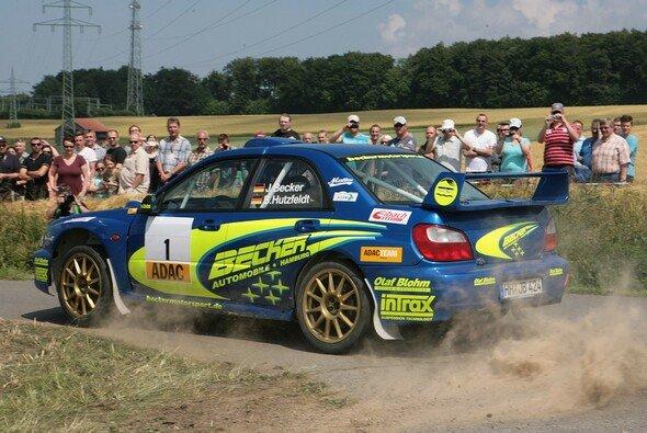 Der Sieger heißt Jan Becker - Foto: RB Hahn