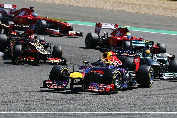 Wo fährt die Formel 1 2014? Wir suchen die Antworten - Foto: Red Bull