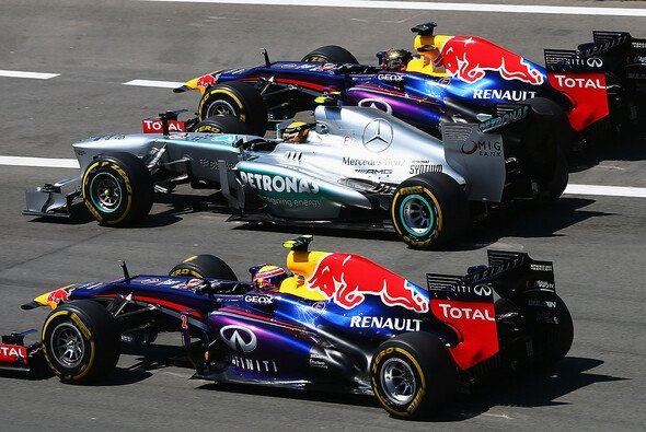 2014 will Lewis Hamilton öfter vor den Red Bulls ins Ziel kommen