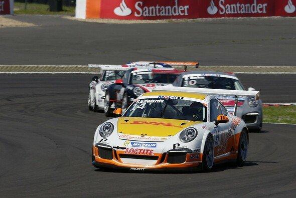 Sean Edwards will seine Führung weiter ausbauen - Foto: Porsche