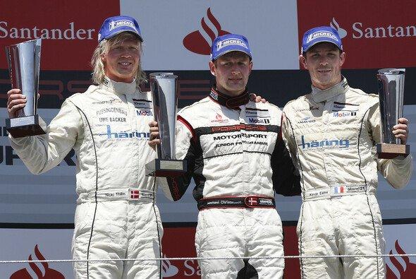 Großer Erfolg für Attempto Racing beim Heimrennen - Foto: Porsche