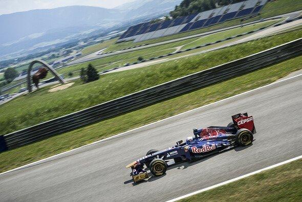 Die Formel 1 feiert ihr Österreich-Comeback