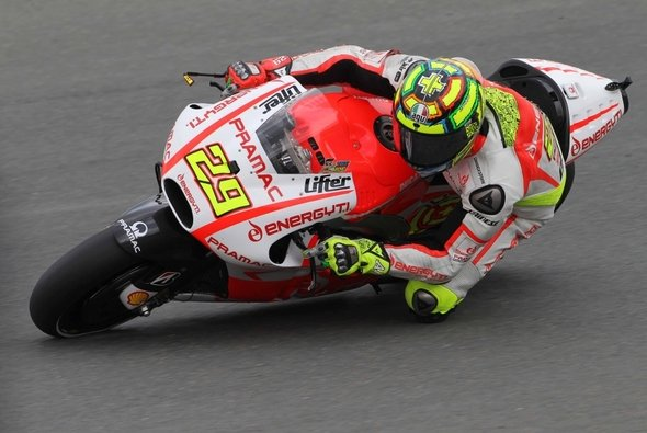 Andrea Iannone biss sich durch