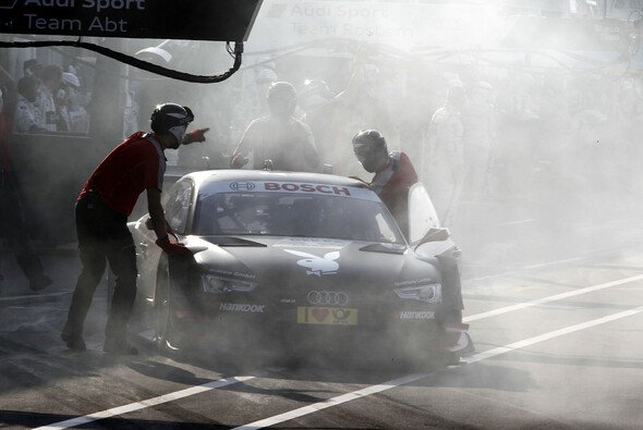 Im Fall Mortara gegen Paffett war längst nicht alles klar - Foto: Audi