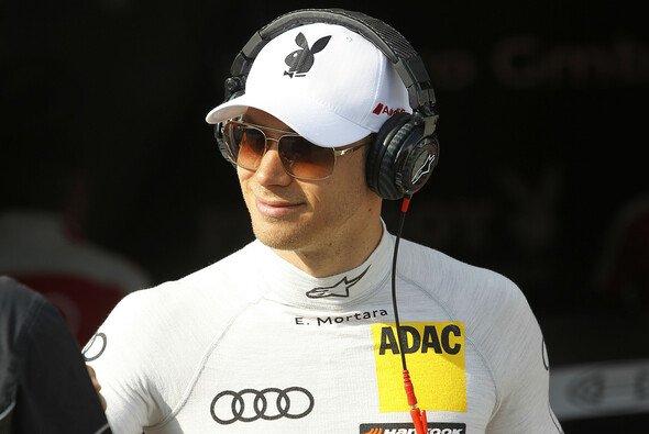 Edoardo Mortara blickt zuversichtlich in Richtung Rennen