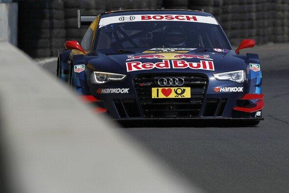 Hat sich Mattias Ekström zu früh gefreut? - Foto: Audi