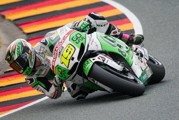 Alvaro Bautista erzielte am Sachsenring sein bestes Saisonresultat