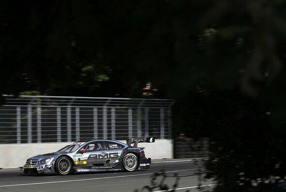Mercedes testet Kandidaten für die kommende DTM-Saison