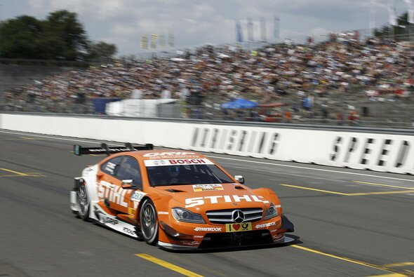 Robert Wickens geht als Top-Favorit in das Rennen am Norisring