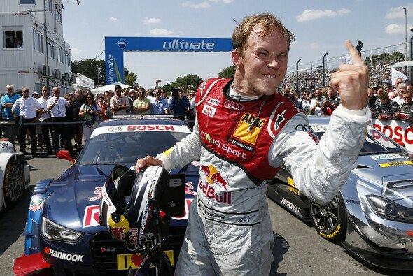 Zu früh gefreut - Mattias Ekström wurde disqualifiziert