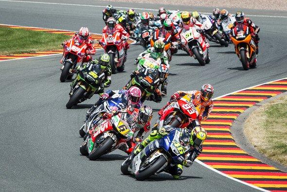 Sehr unterschiedliche Rennverläufe erlebten die Spitzenpiloten am Sachsenring