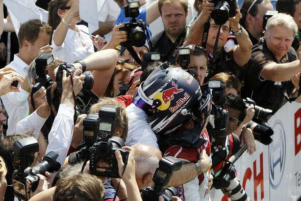 Der Watergate-Skandal am Norisring 2013 ging in die DTM-Geschichte ein - Foto: DTM