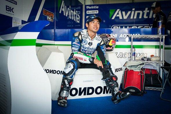 Hiroshi Aoyama ergatterte den Platz neben Nicky Hayden