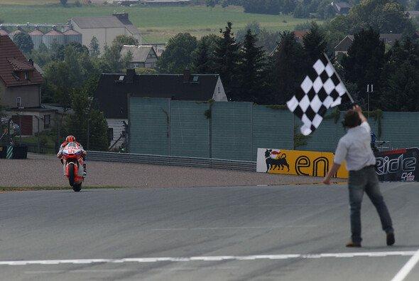 Jordi Torres feierte am Sachsenring seinen ersten Moto2-Sieg