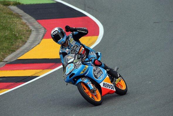 Alex Rins bestreitet seine zweite Saison in der Moto3-Klasse
