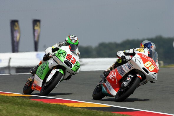 Philipp Öttl wurde in Misano bester Deutscher in der Moto3-Klasse