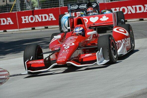 Scott Dixon gewann als erster Pilot in dieser Saison zwei Mal in Folge