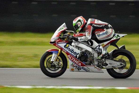 Davide Giugliano konnte seine Superpole zuletzt nicht nutzen - Foto: Althea Racing