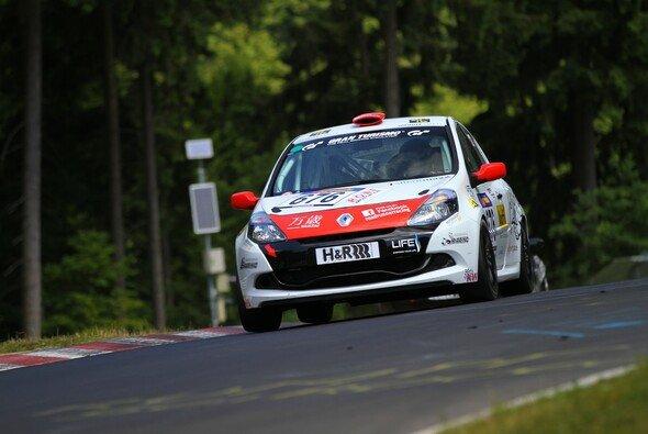 Roadrunner Racing schaffte bei vierten Lauf den Sprung auf das Podest