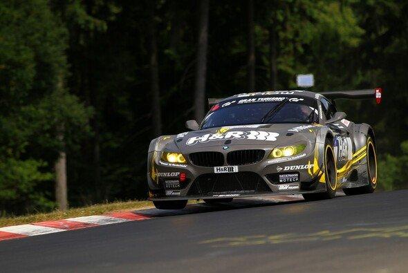 Uwe Alzen schickt auch 2014 den BMW Z4 GT3 auf die Nordschleife