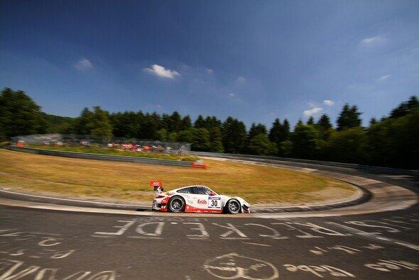 Der Frikadelli-Porsche holte den ersten VLN-Gesamtsieg