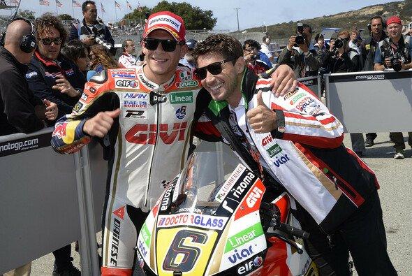 Lucio Cecchinello geht seit 2006 mit seinem Team in der MotoGP an den Start