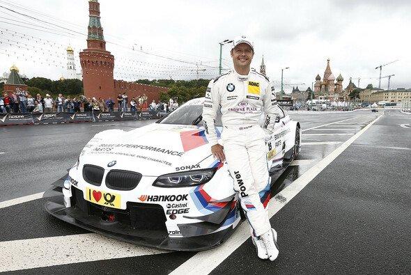 BMW-Pilot Andy Priaulx mag Stadtkurse gerne
