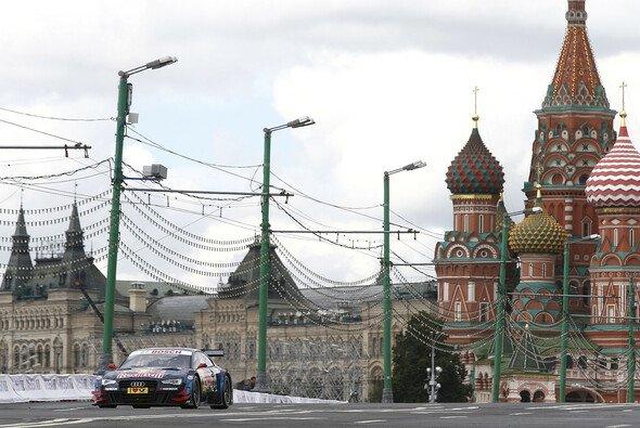 Trotz Besuchen in Moskau kennen die Piloten die Strecke noch nicht