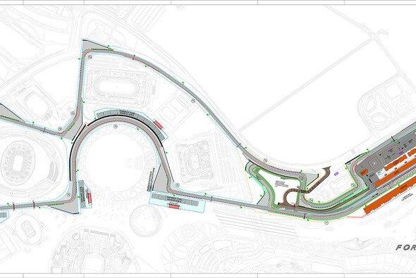 Erstmals 2014 findet ein GP in Russland statt