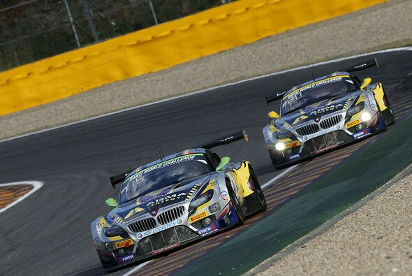 2014 mit vier Teams in Spa am Start: BMW