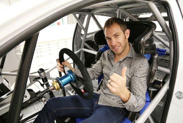Chris Atkinson gehört zum Testfahrer-Programm von Hyundai