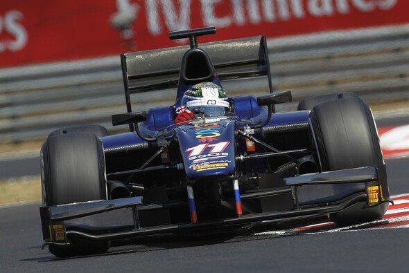 Sam Bird krallt sich seinen fünften Saisonsieg in der GP2 - Foto: GP2 Series