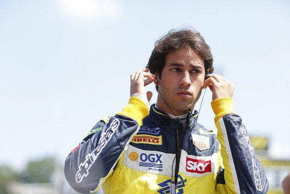 Felipe Nasr träumt von der Formel 1