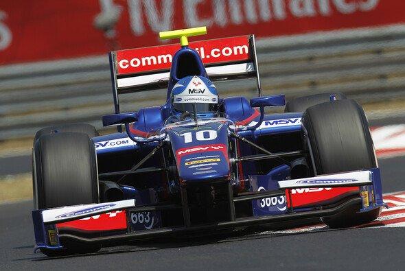 Für Palmer war es der erste Sieg in einem Hauptrennen