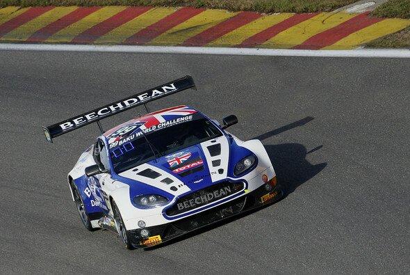 Stefan Mücke und sein Aston Martin-Team kämpften in Spa mit Problemen