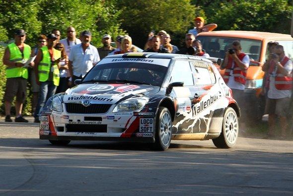 Mark Wallenwein war in Luxemburg erneut erfolgreich
