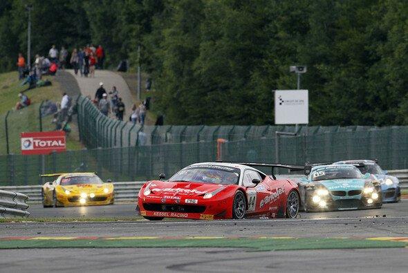 Jagd auf den Italo-Hengst: Ferrari kommt mit hauchdünnem Vorsprung in die Eifel