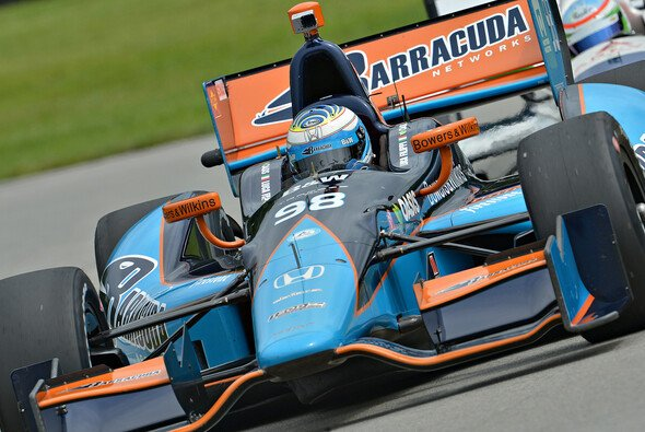 Filippi startet in Houston und Baltimore - Foto: IndyCar