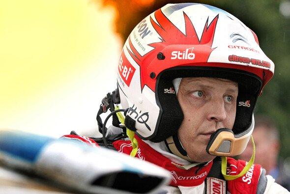 Mikko Hirvonen will den Rückstand auf die Top 3 am Freitag und Samstag aufholen. - Foto: Citroen