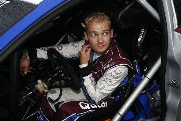 Evgeny Novikov bekommt eine weitere Chance - Foto: Ford