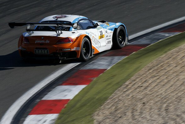 Sandritters BMW-Bolide am Ring - Foto: ADAC GT Masters