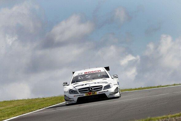 Pascal Wehrlein verpasste als Elfter knapp die Punkte - Foto: Mercedes-Benz