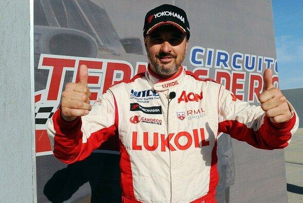 Muller ist der überragende Mann der Saison - Foto: WTCC