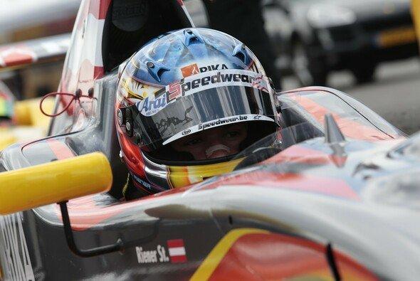 Stefan Riener erlebte am Nürburgring ein Wochenende mit Höhen und Tiefen