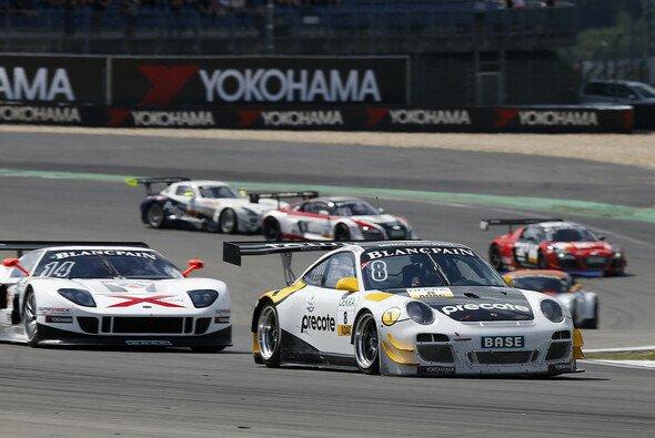 Robert Renauer fuhr gemeinsam mit Porsche-Junior Michael Christensen