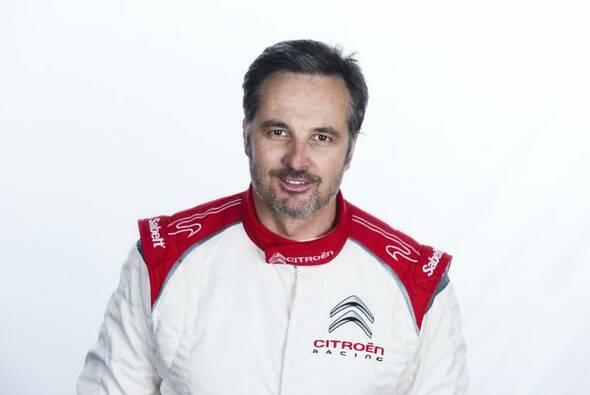 Yvan Muller ist den Citroen C-Elysée WTCC das erste Mal auf dem Val de Vienne Kurs gefahren