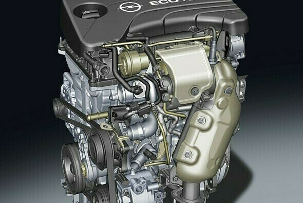 Nächster Schritt in Richtung effiziente Antriebe. - Foto: GM Corp.
