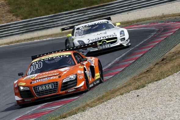 MS Racing stand auf verlorenem Posten - Foto: ADAC GT Masters