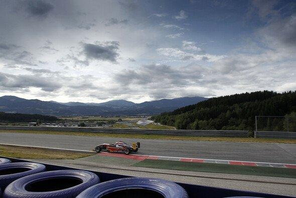 Stefan Riener fuhr erstmals in dieser Saison in allen drei Rennen in die Punkte