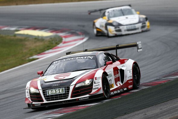 Rast/Mies in Aktion am Red Bull Ring